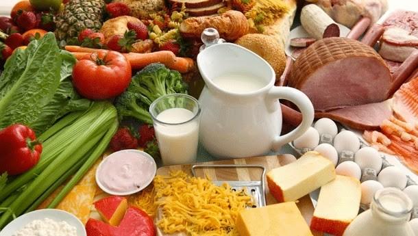 Tipos de Alergia Alimentar