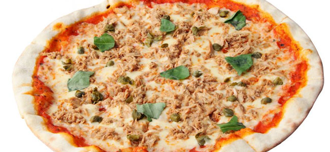 Receita de Mini Pizza
