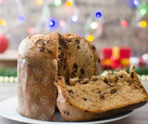 Receita de Chocotone – sem gluten, sem leite, sem ovo e sem soja