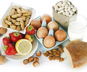 Os 7 alimentos que mais causam alergia